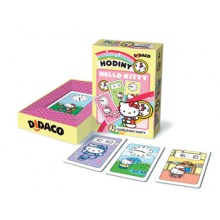 DIDACO Hello Kitty - hodiny